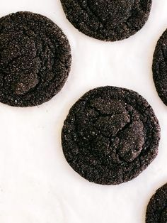 Chocolate Sugar Cookies. Chocolate lovers...these cookies are yours:)