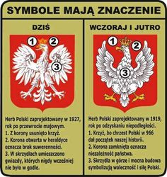 godło Polish Symbols, Poland Map, Poland Culture, Poland History, Sms Language, Visit Poland, Polish Pottery, My Heritage, Geek Stuff