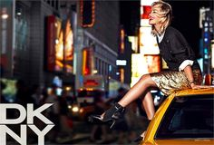 DKNY - Resort 2014 Ad Campaign