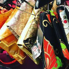 Koi Girl Handbags sitting pretty