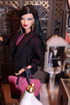 IMG_1455 Deb's gorgeous fashion shop and Barbie