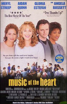 MUSIC OF THE HEART // usa // Wes Craven 1999
