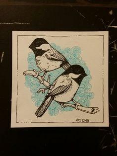 Bristol, My Arts, Doodles, Facebook, Scribble, Sketches, Donut Tower, Doodle