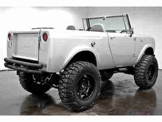 Sell used 1965 International Scout 4x4 Full Custom V8 3 Speed Automatic Console Tach in Sherman, Texas, United States, for US $24,999.00