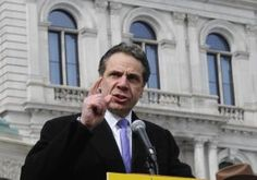 National liberal groups are questioning Gov. Cuomo's commitment to creating a state campaign public financing system similar to the city's.        Cuomo included the measure in his budget proposal and recently promoted it in a new ad pushing his ethics reform package.