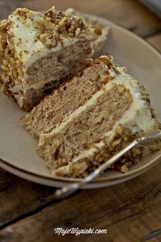 Ciasto koliber (hummingbird cake) - Moje wypieki