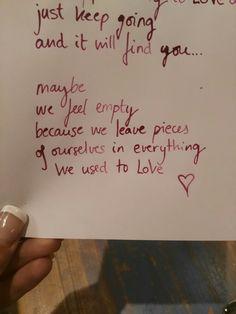 Heart Love Empty