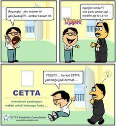 Berkat Cetta, jam kerja konsultan proyek jadi normal