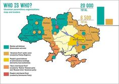 Ukraine, more divided than it seems ⍋