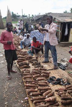 Vendor, Quelimane - Moçambique