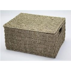 A range of Basket trunks, chests, seagrass and wicker baskets with lids and linings, for storage from Choice Baskets, quality products from UK stock. Wicker Basket With Lid, Wicker Baskets, Trunks And Chests, Outdoor Furniture, Outdoor Decor, Home Decor, Decoration Home, Room Decor, Home Interior Design