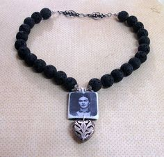 Black and White Frida Necklace Set Boho Necklace, Necklace Set, Moodboard, Clay Tiles, Ethnic Patterns, Cool Necklaces, Dangles, Chokers, Bohemian
