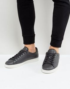 buy popular f28f1 a69ec Converse PL 76 Ox Trainers In Black 155670C