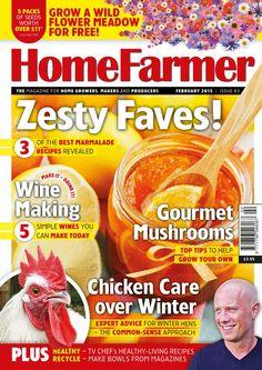 February 2015 Issue Home Farmer