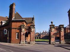Entrance to Marlborough College