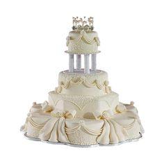 CAJ.SCR.FR TUBE PSP GATEAU 33.png ❤ liked on Polyvore featuring cakes, food, wedding, wedding cake y weddings