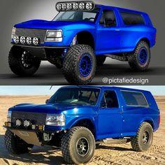 Bronco Concept, Trophy Truck, Drift Trike, Old Ford Trucks, Old Fords, Pedal Cars, Ford Bronco, Go Kart, Broncos