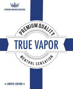 E-juice - Menthol Sensation - Premium Quality http://www.minecigg.se