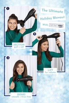 Curly Hair Updo, Tousled Hair, Long Natural Hair, Natural Hair Styles, Long Hair Styles, Formal Hairstyles For Long Hair, Plaits Hairstyles, Stylish Hair, Shiny Hair