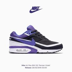 b64ba7bbb5ac2c Nike Air Max BW OG Basketball Sneakers