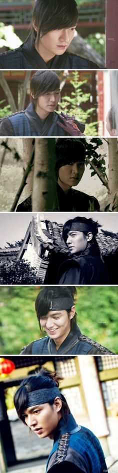 Lee Min Ho as Choi Young in Faith (which I need to get around to watching)
