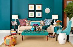 bohemian living room decorating ideas - Google Search
