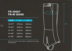 Black Crystal Womens Hiking Ski Snow Gaiters  Black  Large * Click image to review more details.