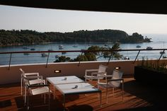 Suite with a VIEW!  Hotel Lone in Rovinj, Istria, Croatia. More info on official website www.lonehotel.com