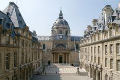 La Sorbonne d'hier et d'aujourd'hui - http://blog.feel-like-ohm.com/paris-musees-et-monuments/sorbonne-dhier-daujourdhui/