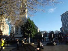 Aotea Square in #Auckland, #NewZealand