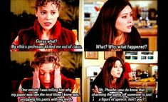 """Season 3, Episode 18 """"Sin Fransisco"""" Serie Charmed, Charmed Tv Show, Charmed Quotes, Shannen Doherty, Dead To Me, Magic Words, I Meet You, Me Tv, Alyssa Milano"""