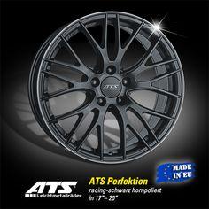 ATS Perfektion Wheels And Tires, Car Wheels, Custom Wheels, Custom Cars, Rims For Cars, Car Rims, Bmw M5 E60, Subaru Forester Xt, Megane Rs