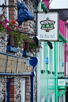 Sneem, Co. Kerry, Ireland