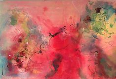 Fiori 2 original art by Lynn Amsterdam Modern Art, Contemporary Art, Amsterdam Art, Custom Art, Paintings For Sale, Art For Sale, Home Art, Original Artwork, Abstract Art