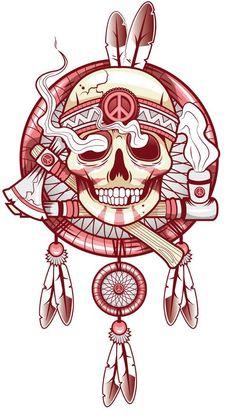 Rockabilly Pin Up Girl Biker Tattoo Flash Day of by Pajamasquid