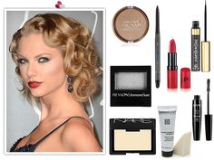 Steal the look!  Get Taylor Swift's All That Jazz-inspired makeup how-to.