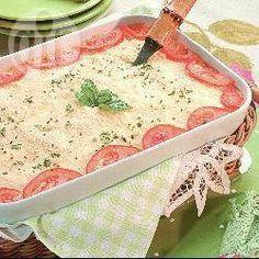 Arroz cremoso @ allrecipes.com.br