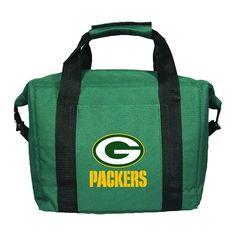 Kolder NFL 12 Can Cooler NFL Team: Green Bay Packers