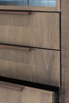 Image result for aluminum integrated drawer pull