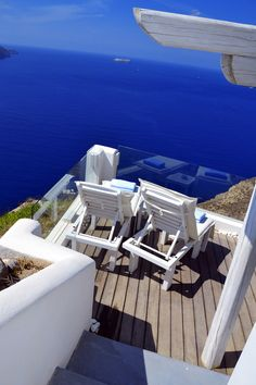 Santorini Suite, Greece *I want 2 sit right here, and U can sit nxt 2 me