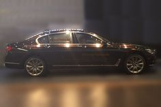 Leaked: 2016 BMW 7 Series Side View - http://www.bmwblog.com/2015/05/11/leaked-2016-bmw-7-series-side-view/