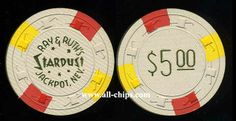 $5 Ray & Ruth's Stardust for sale here http://www.all-chips.com/ChipDetail.php?ChipID=16383