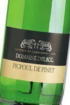 Domaine DelSol 2012 Picpoul De Pinet