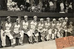 Kansas City Monarchs - the longest running franchise in the history of baseball's Negro Leagues