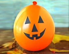 14 Scary Awesome DIY Halloween Balloons