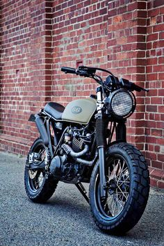 Image result for xt600 street tracker