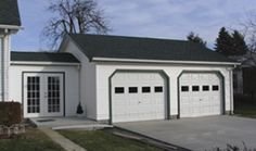 of Certified Home Inspectors Attached Garage Fire Containment – International Assoc. of Certified Home Inspectors Pole Barn Garage, Garage Loft, Carport Garage, Two Car Garage, Garage Plans, Garage Workshop, Diy Garage, Garage Ideas, Carport Plans