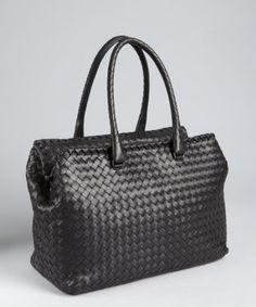 Bottega Veneta leather 'must have' bag.