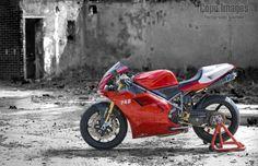 Ducati 748R - Guy Cope