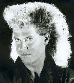 Oh. My.... 80s hair